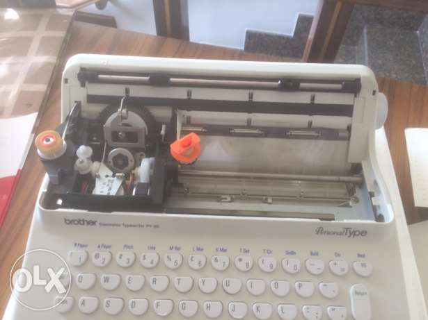 brother typing machine ضهر الصوان -  2