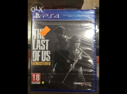 PS4 CD game