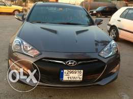 Genesis coupe 3.8