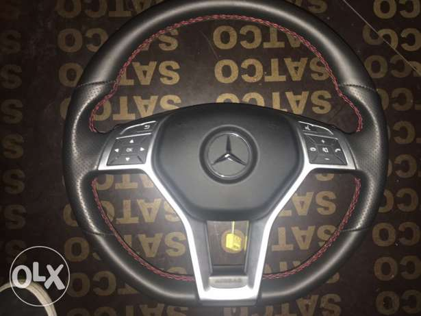 Mercedes Steering Wheel AMG F1 with Airbag