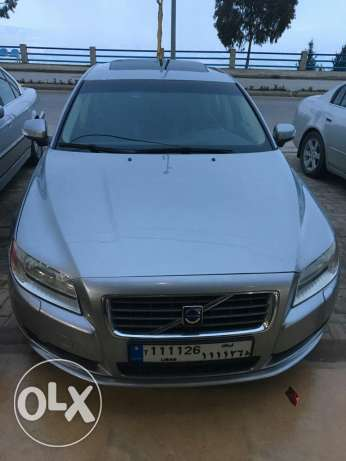 Volvo S80 turbo mod 2009 Full 6cyl