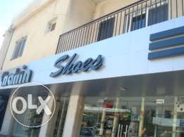 Shoes Shop for sale - Exelent price.