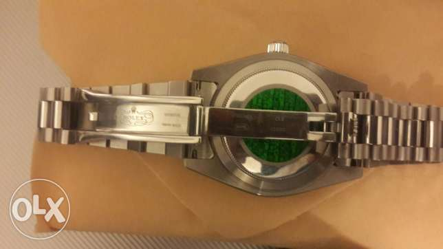 Rolex oyster perpetual day date - replica - new بعبدا -  7