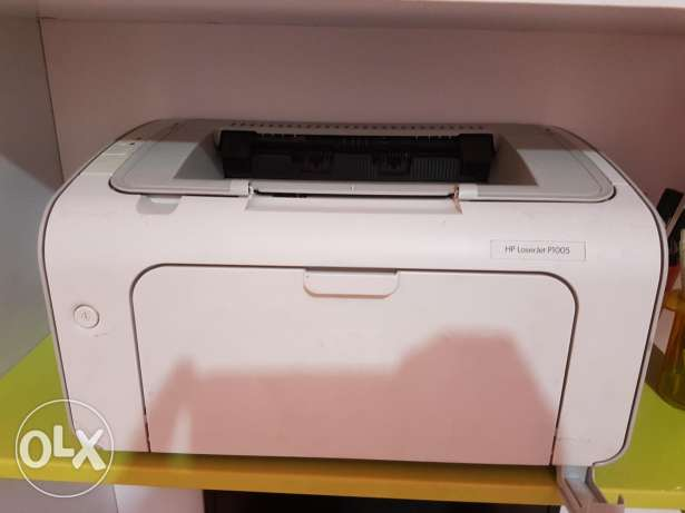HP 1005 laser monochrome printer