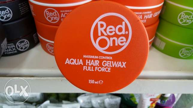 Red One Wax