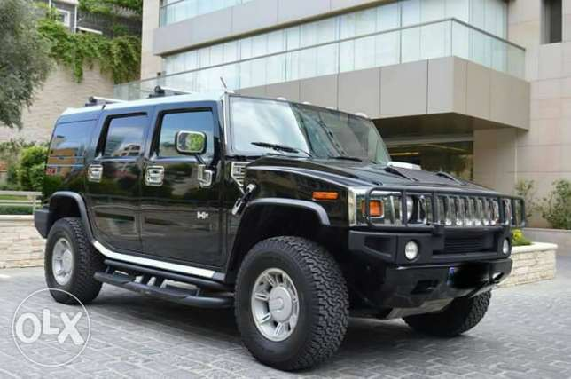 Hummer H2 // 50,000 miles Only // MOD.2003, Fully Loaded