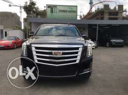 Cadillac Escalade Premium package 2015 black on black
