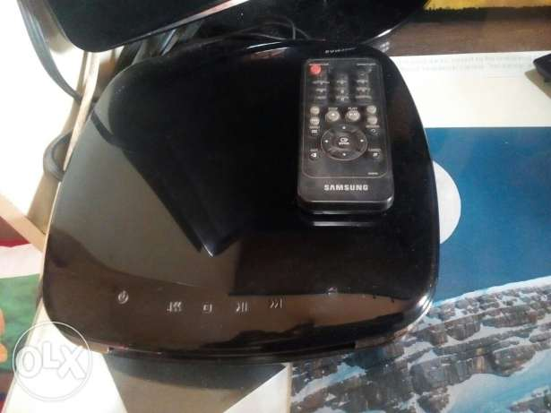 Dvd samsung touch, very good condition