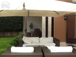 beautiful villa for rent in dbayeh (yearly rental)
