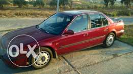 Honda accord model 92 full options