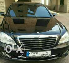 Mercedes s500 germany 2006