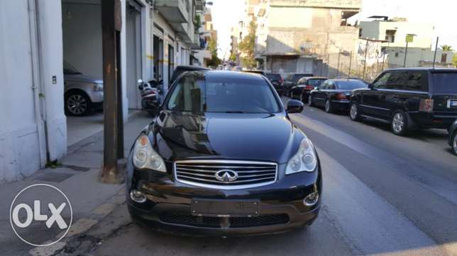 Infiniti Ex35 MY2008 Black/Black RYMCO SOURCE & MAINTENANCE