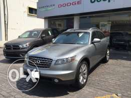 INFINITY FX 35 2006 **very clean car**130.000 miles