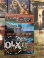 MARVEL HEROES DVD's complete collection