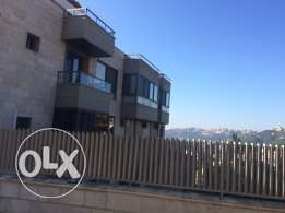 Apartment with 130 sqm Garden in 3youn Broummana