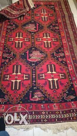 Persian rug for sale 245cm x 160 cm