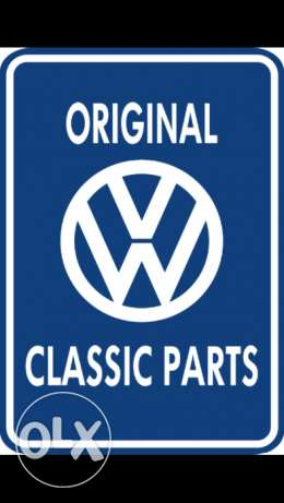 """For sale VW parts from 1950"""">1979 Bug & Bus"""