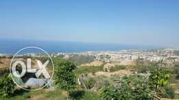 Prestigious Land for SALE in Roumieh with an awesome view.