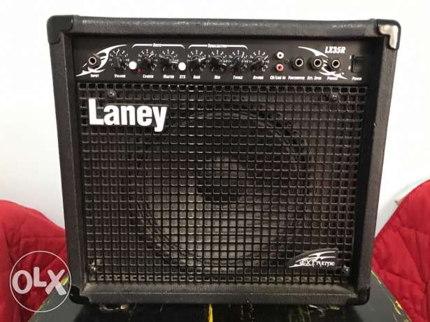 Laney Extreme LX35R amplifier