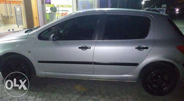 Peugeot 307 in a very good condition