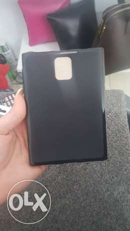 Blavkberry passport original cover