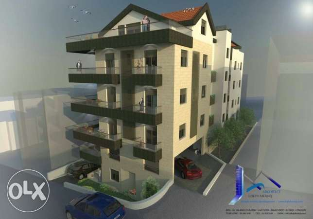 Apartments for Sale in Jbeil - Kartboun.