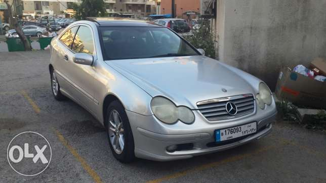 Mercedes 230c kompressor for sale