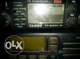 Radio tranceivers