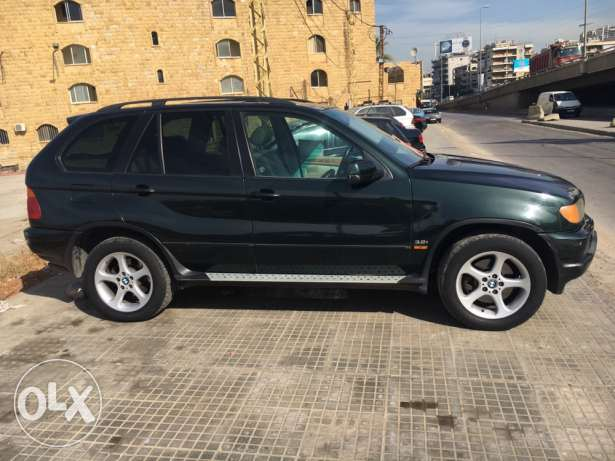 X5 full option 6 cylinder انطلياس -  1
