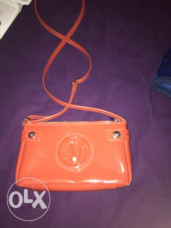 Armani Cross-body