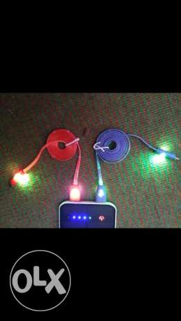 1M led charger cable سن الفيل -  2