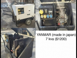 electricity generators for sale good condition