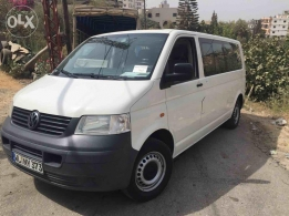 Volkswagen Caravelle Glass Electricity A.C 2005 white for sale