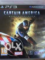 Captain America for PS3