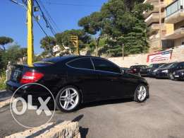 C 250 coupe 2012 AMG Look.. clean carfax 50k miles only..