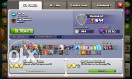 Clash royale and clash of clans