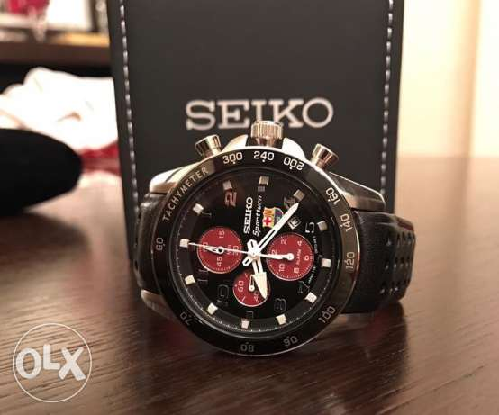 Seiko - Barcelona Sport Chic (price 500$ from Duty Free)