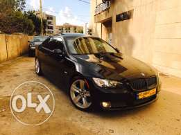BMW 335i Coupe Model 2008 Clean Carfax