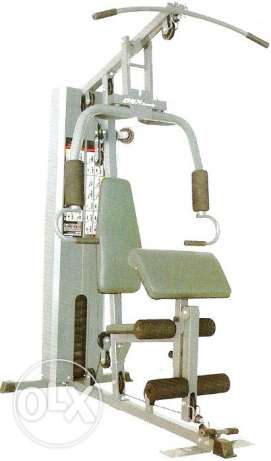 gym tatol machines