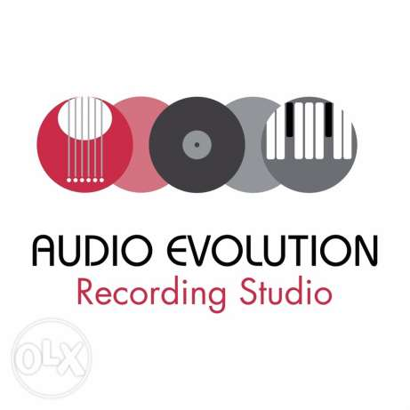 Audio Evolution Recording Studio in Jounieh