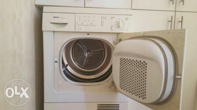 Bosch Dryer Maxx (very clean) المرفأ -  2