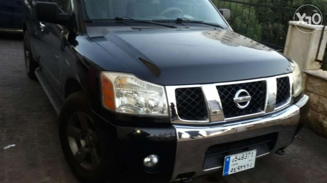 Nissan armada 2005 for sale