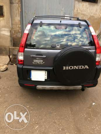CRV 2006 very clean full option منصورية -  2