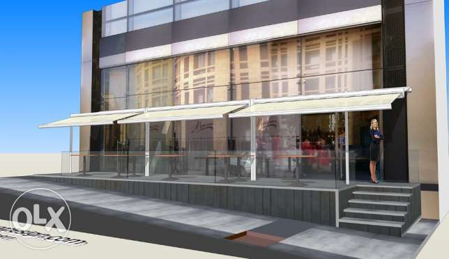 3D DESIGNER for your AWNINGS and store facades انطلياس -  4