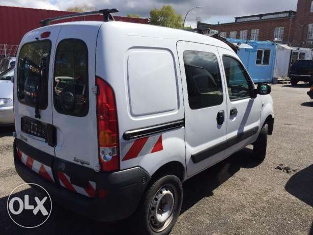 Renault Kangoo 4x4 Air Conditioner المتن -  4