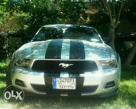 Ford Mustang revealed 2010_v6_4.0 L for sale in zahle