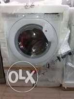 brand new washing machine HOOVER 10K 1500 rpm in box.بنص حقا بالسوق