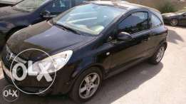 Opel Corsa automatic 1.6 model 2008