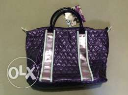 JUSTIN BIEBER Purple Handbag