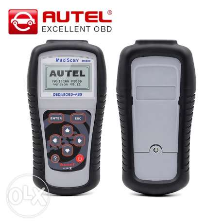 Autel maxiscan abs engine automatic transmission
